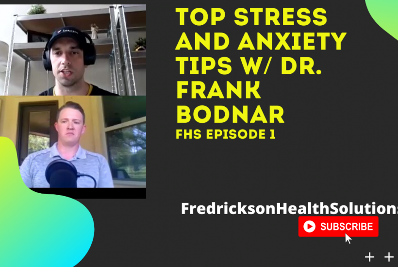 Welcome to Fredrickson Health Solutions Podcast/YouTube Series!