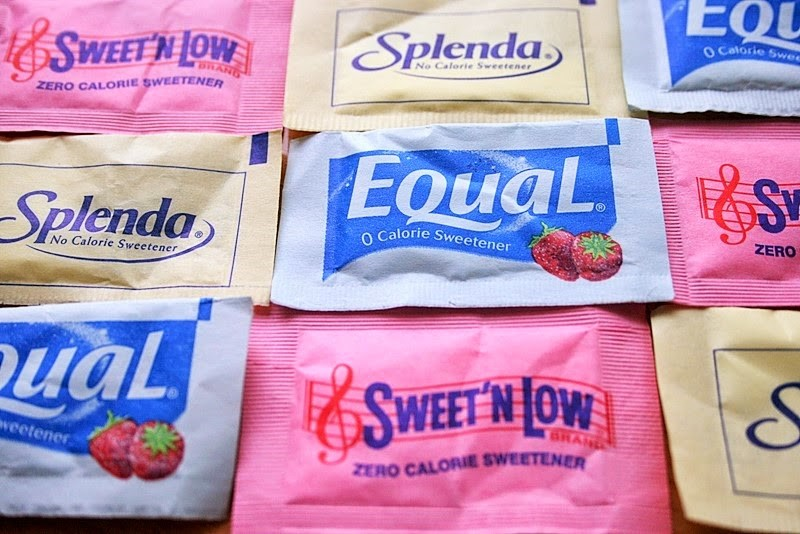 Does artificial sweetener raise your blood sugar?